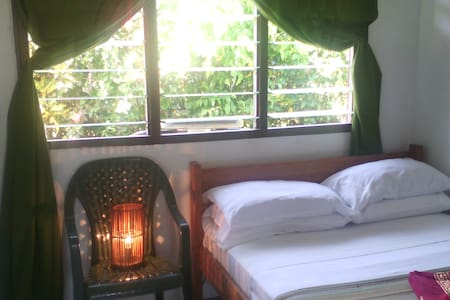 Private Room in the Biggest Village in Vanuatu - Bed & Breakfast