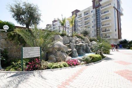 Orion City Duplex 4+1 - Avsallar Belediyesi