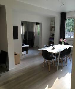Central og quiet apartment - Appartamento