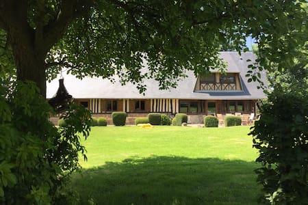 Grande longère de charme en pleine nature - Saint-Thurien - Maison