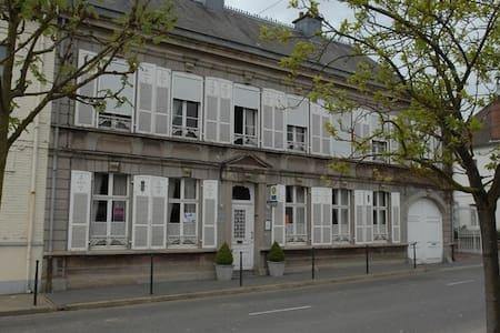 Charmante maison de maître - Fauquembergues - Bed & Breakfast