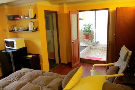 Garden Suite in the center of Cusco