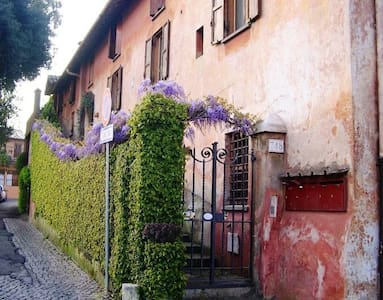 Wisteria Home Rome Ostia Antica - Apartment