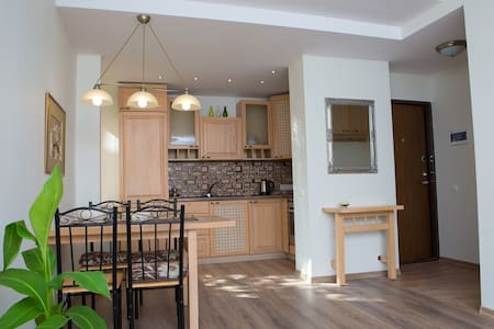Cozy Old Town Apartment - Appartement