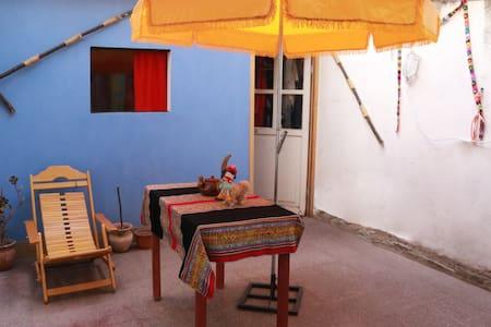 City Center of Cusco - Private Room with Bathroom - Cusco - Apartemen