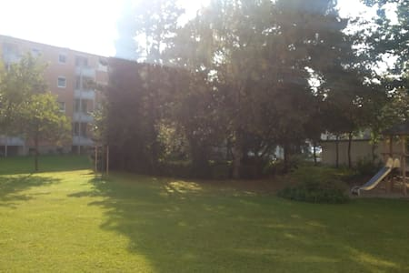 1 bedroom flat w/balcony in Regensburg - Regensburg - Wohnung