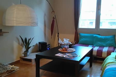 Flat in the city center € 25/night - Patra - Apartment