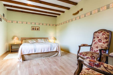 Bed & Breakfast in Alsace Liesel - Bed & Breakfast