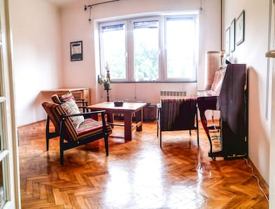Bright and beautiful apartment in the city centre - Wohnung