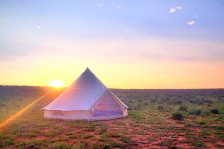 Bell Tent 2 Glamping on Navajoland - Bed & Breakfast