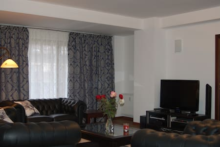 Simion Apart near the ski slopes - Apartment