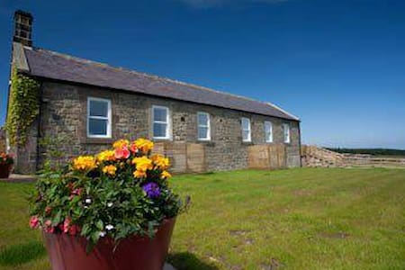 Outlook Cottage, Northumberland for 2, 3 or 4 - Wandylaw