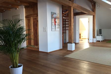Schönes Loft im Herzen von Mondsee! - Mondsee - Apartament