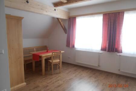Huberbauer im Bergsteigerdorf Johnsbach im Gesäuse - Appartement