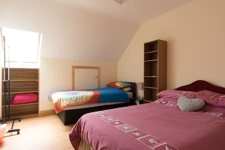 Stay in beautiful Rosmuc - House