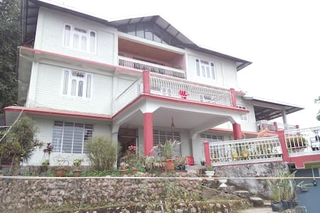 The Gaff in Kalimpong-Deluxe - Wohnung