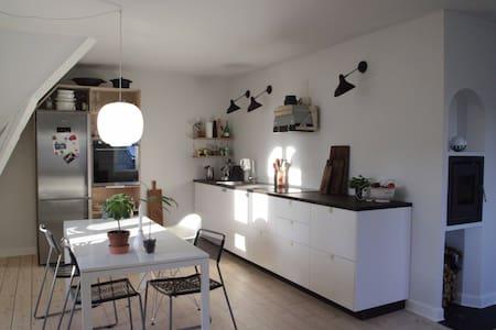 Charming cityhouse apartment - Copenhagen - Townhouse