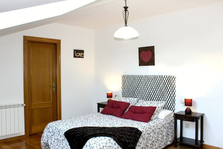 Double room with private bathroom - Vilagarcía de Arousa - Bed & Breakfast