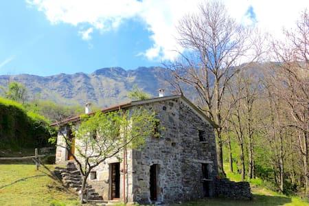 Liguria, relax, natura  Val Cichero - Cichero