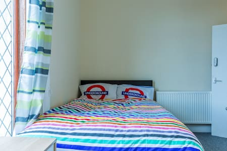 Double room with Ensuite - House