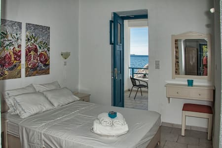 Ροδιά double room suite - Inny