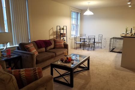 Spacious Apartment - Progressive Field - Cleveland