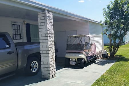 Home away from home in sunny Orlando, area - Auburndale - Hus