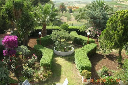 Villa panoramica al 1° piano - Borgo Bonsignore - Villa