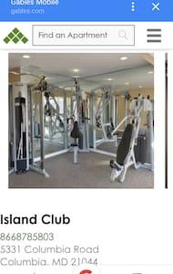 Island club - Byt