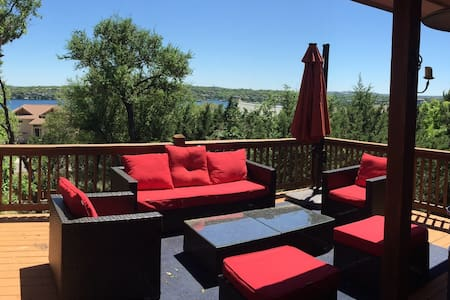 La Posada at Beautiful Lake Travis - Lago Vista - Huis