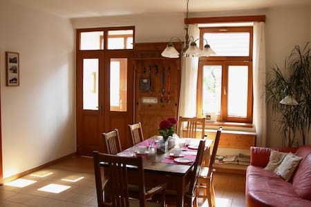Two rooms in traditional renovated village house - House