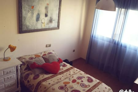 WONDERFUL SINGLE ROOM - Almería