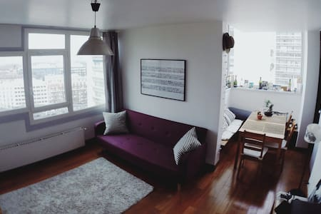 Contemporary Appt & Panoramic View - Appartement