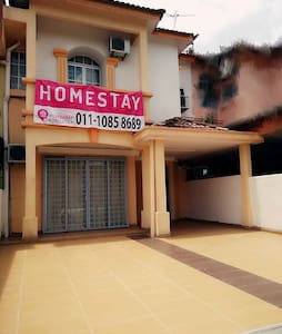 My Segamat Homestay~*Comfort Clean - Segamat District - Casa
