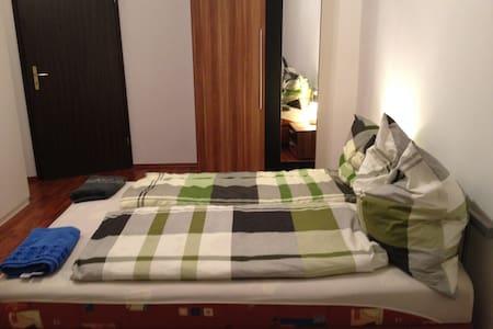 Zimmer im modernen Apartment - 5 - Apartamento
