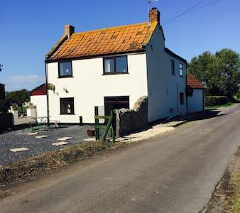 Brambles cottage Lympsham Somerset - Dom