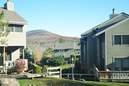 Hunter Mountain Getaway Ski On/Off 2BD Condo - Hunter