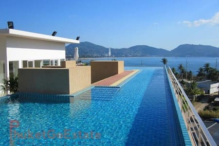 Luxury Apartment With Sea View - Patong - Apartment