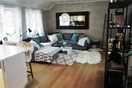 Nice apartment in the center of Arendal - Flat