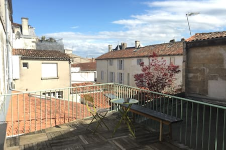 Max & May Inn Blue - Saintes - Apartment