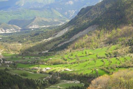 Domaine du Fâ : gîte en montagne - Haus