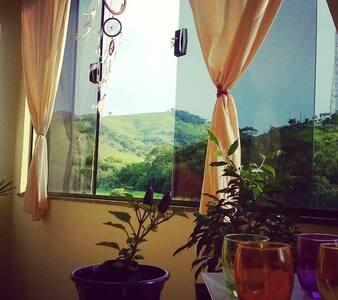 Aconchego, paz e tranquilidade! - Barão de Monte Alto