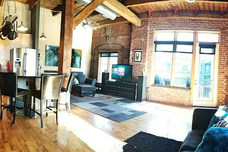 Historic Denver Loft! Walk EVERYWHERE - Denver