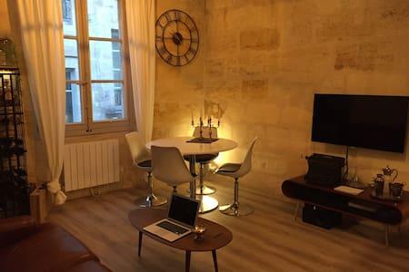 Appartement Bordeaux Grand Théatre / Parking - Bordeaux - Apartment