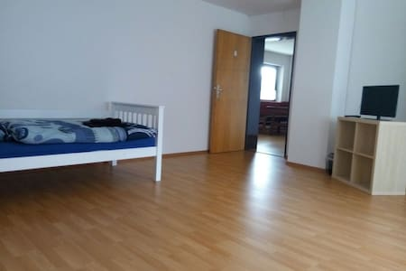 Große Wohnung 3 Zimmer Tückelhausen bis 8 Pers - Ochsenfurt