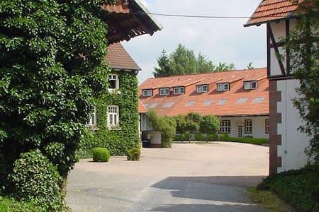 Gutshof Möhlmann - Apartamento
