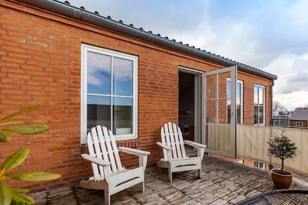 Familievenligt hus - tæt på Aarhus - Mårslet