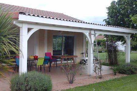2 chambres dans maison récente pour l'euro 2016 - Vila