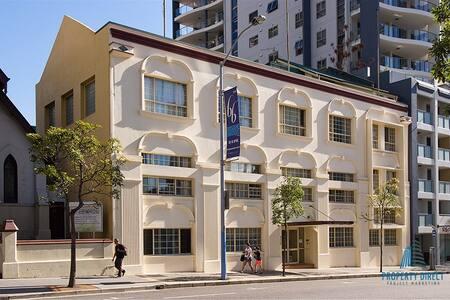 NewYork loft in Brisbane CBD/Valley - Spring Hill - Apartment
