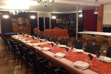 Maison de vacances 25 couchages - Lisbourg - Ev